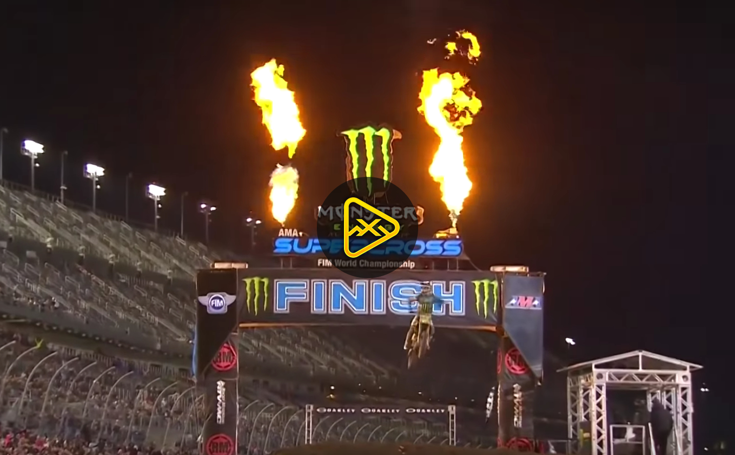 Eli Tomac's best SX moments from 2019-2020