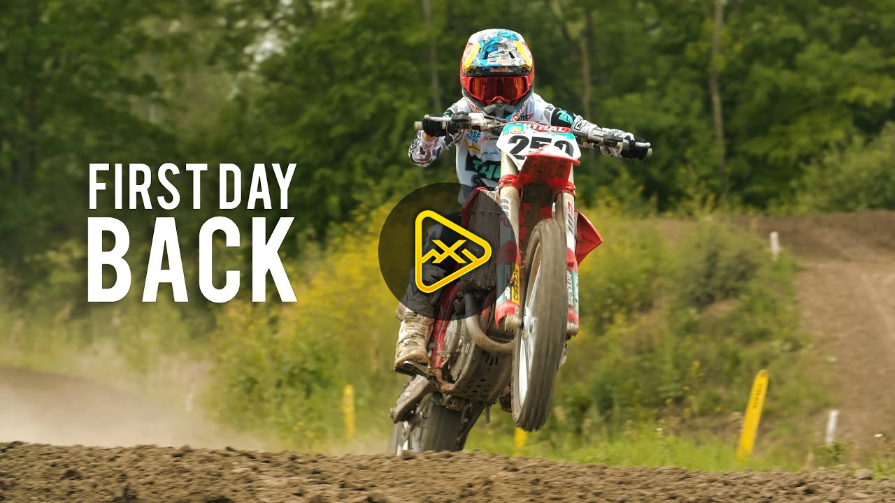 First Day Back | Glenn Coldenhoff