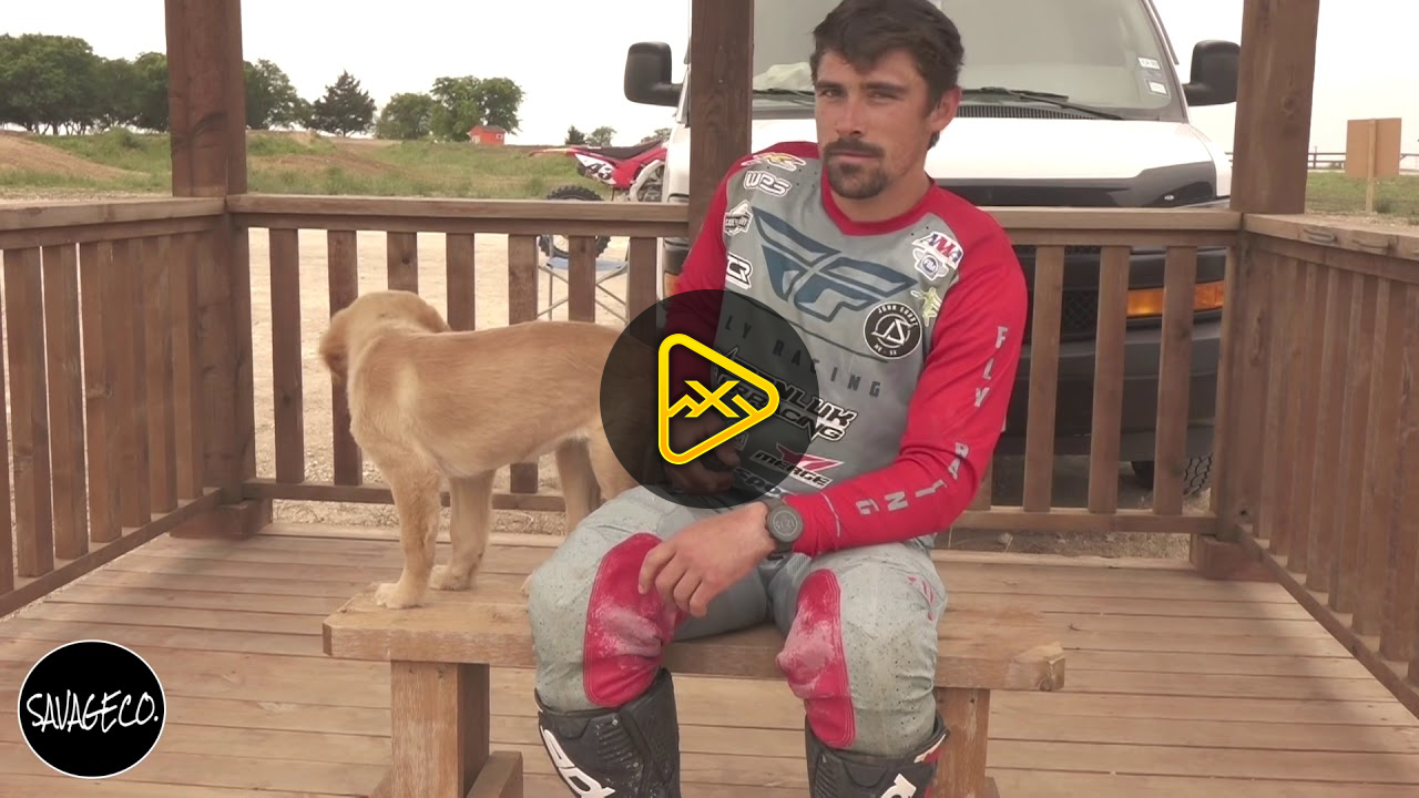 Back to Supercross Featuring John Short