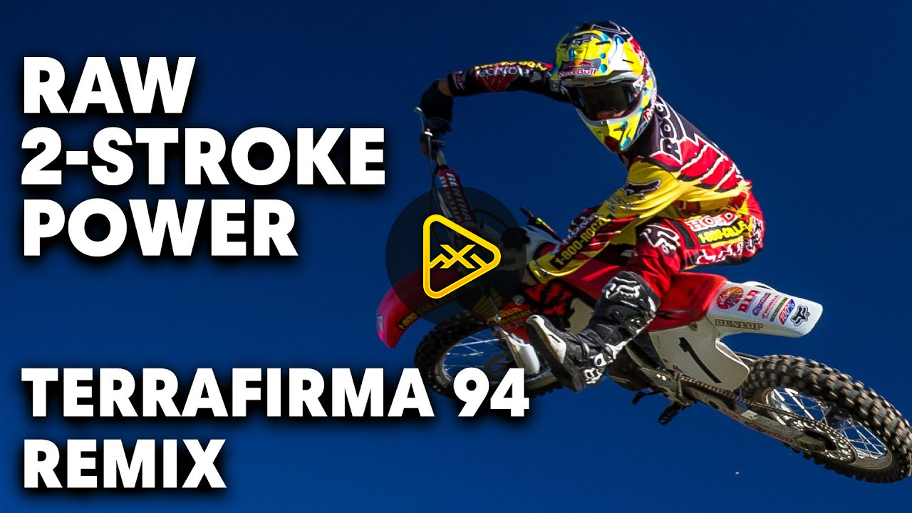 2-Stroke Raw: Ken Roczen Goes Wild on Jeremy McGrath's 1996 CR250