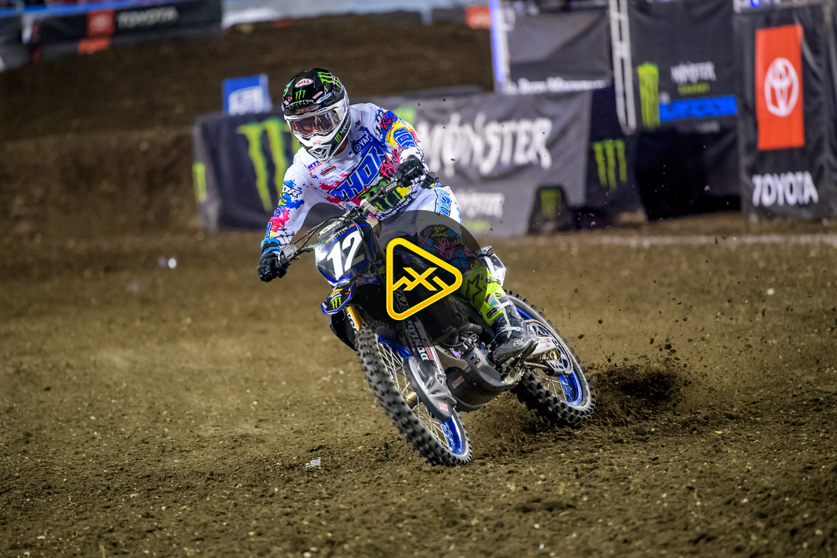 Shane McElrath Hot Lap – Salt Lake City 1 SX