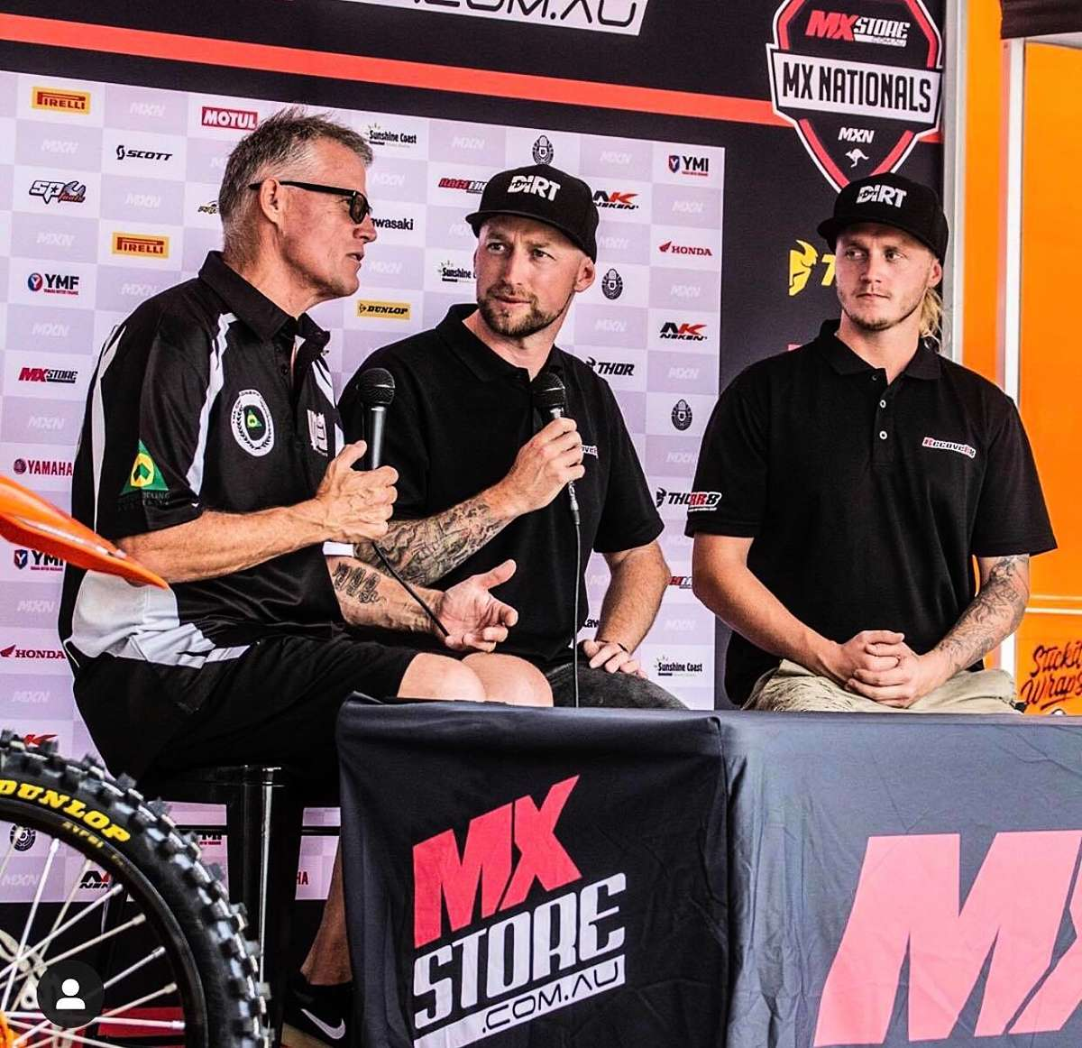 Big Change in Australian Motocross