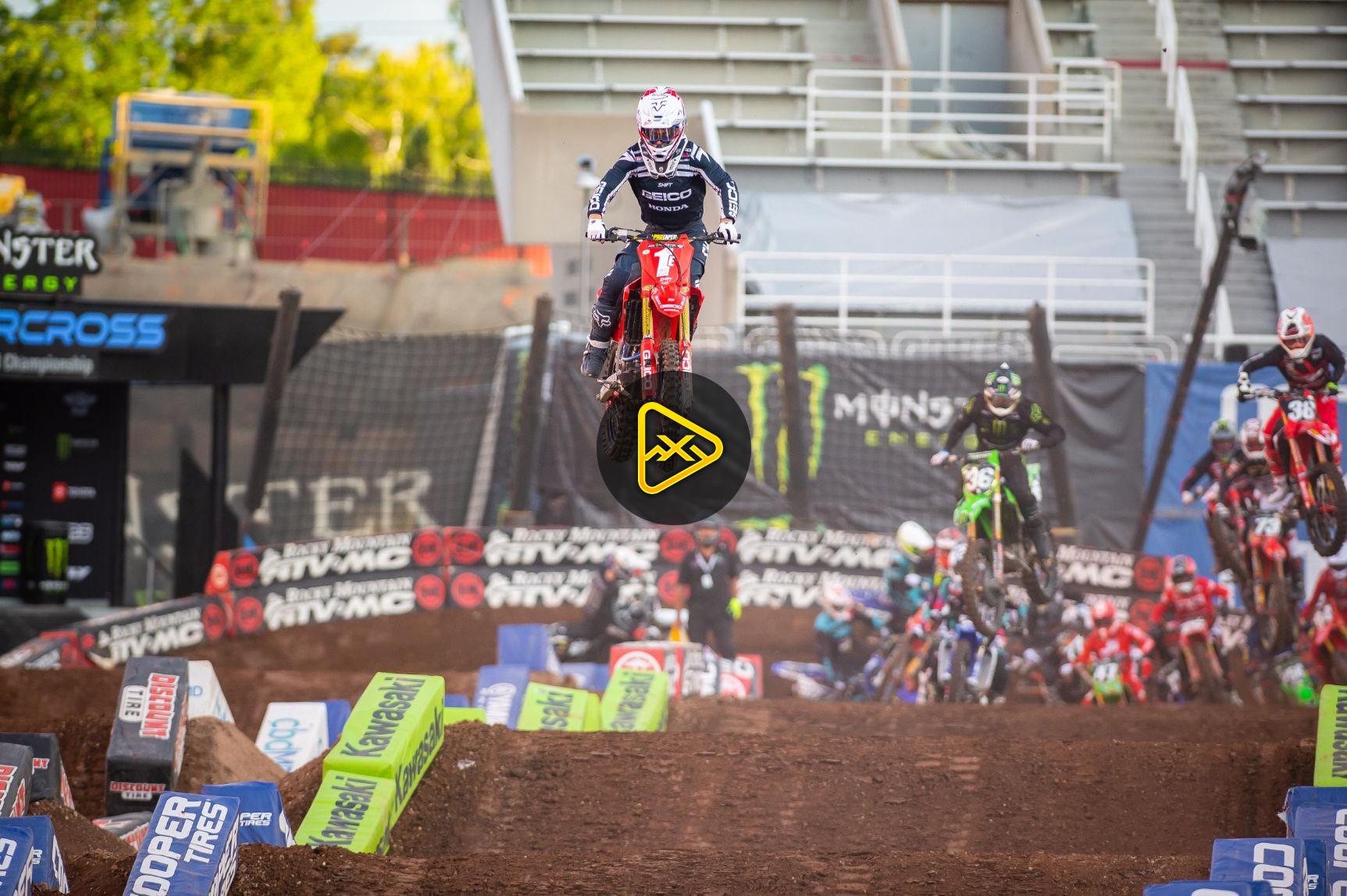 250SX Highlights – Salt Lake City Rd16