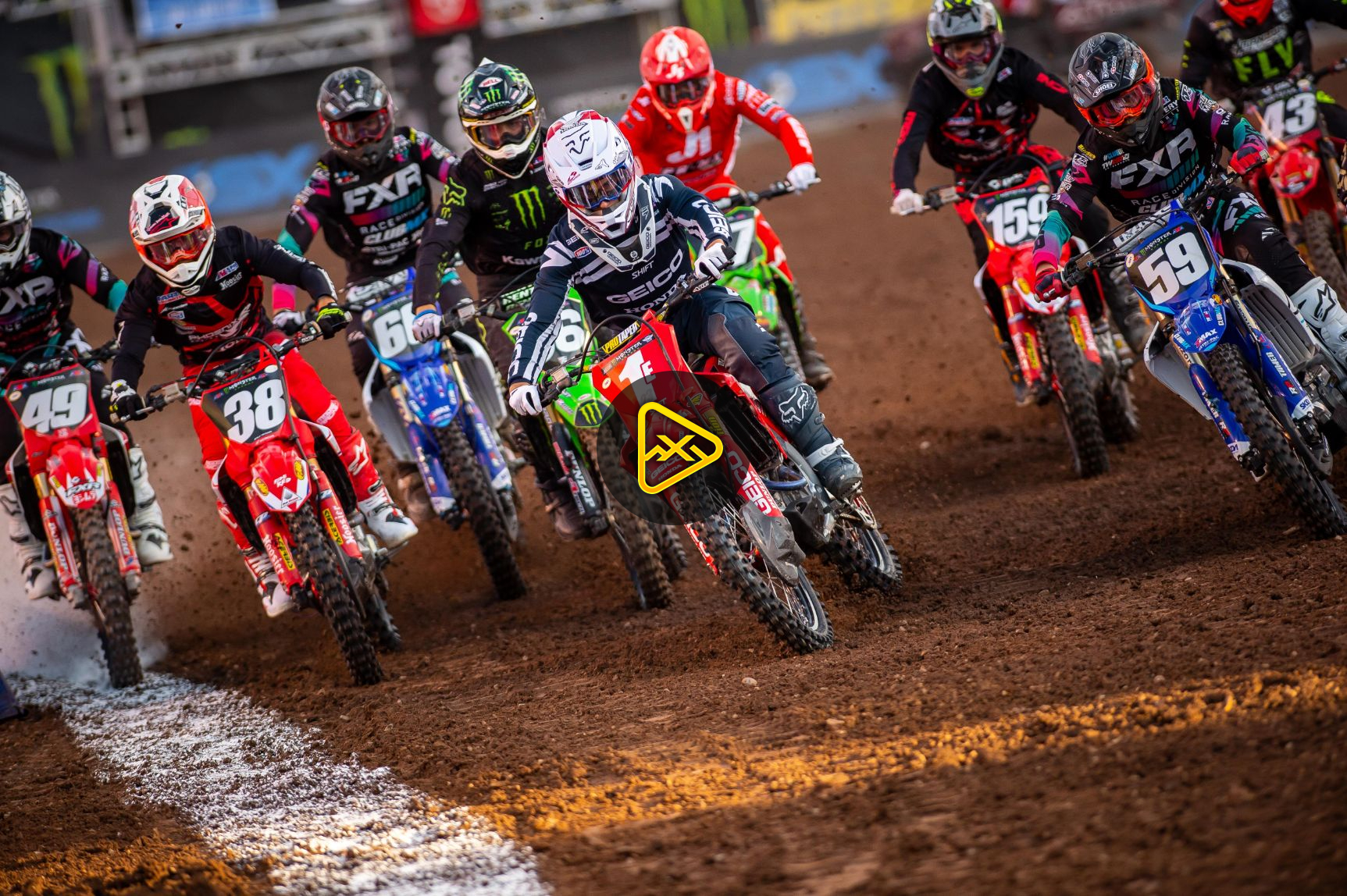 250SX Extended Highlights – Salt Lake City Rd16