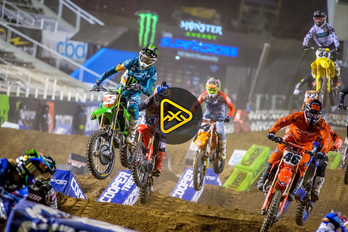 450SX Extended Highlights – Salt Lake City Rd16