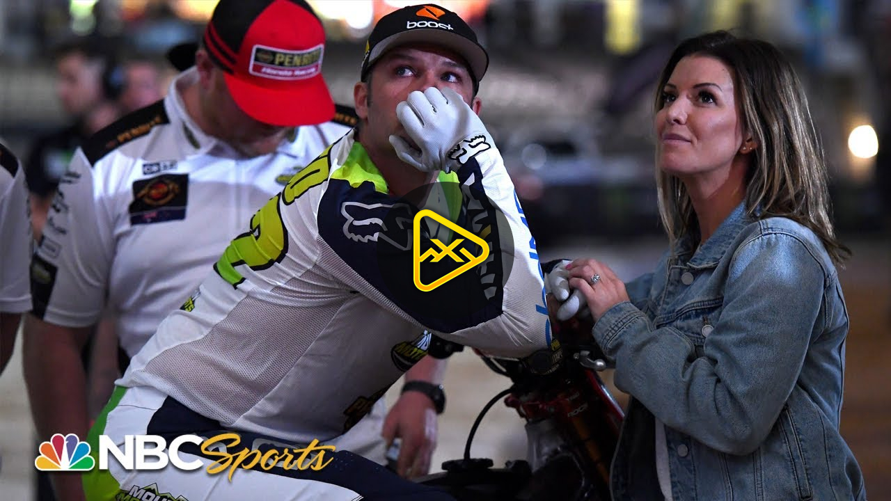 Chad Reed bids farewell to Supercross: 'We took on the world'