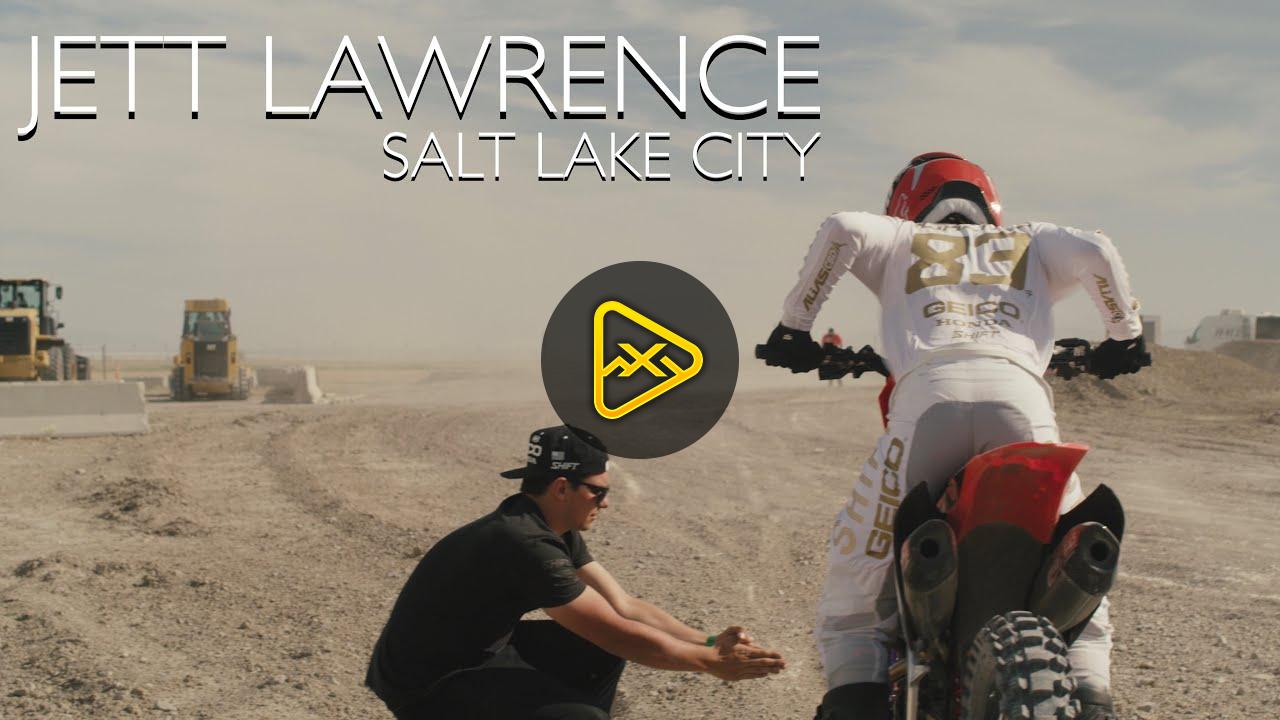 Jett Lawrence| GEICO Honda Practice in Salt Lake City