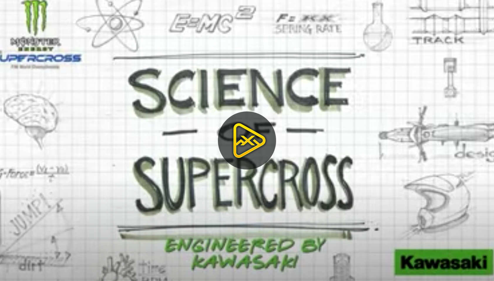 Kawasaki Science Of Supercross Ep. 11