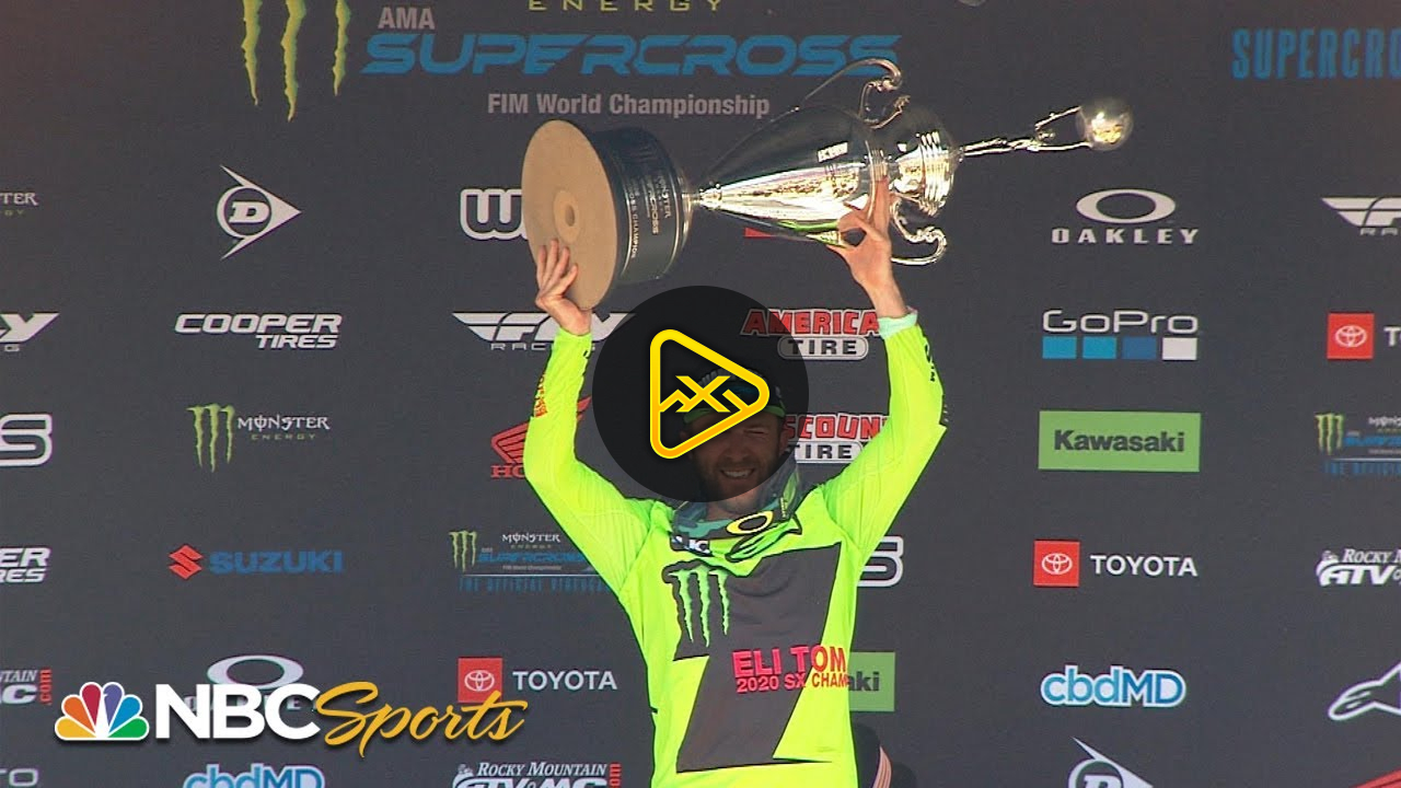 450SX Extended Highlights – Salt Lake City Finale