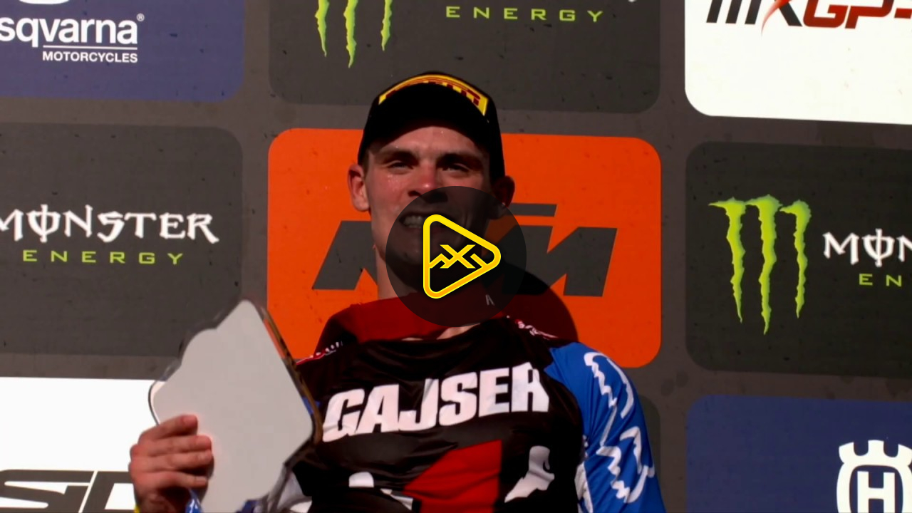 Tim Gajser – Determined to Succeed