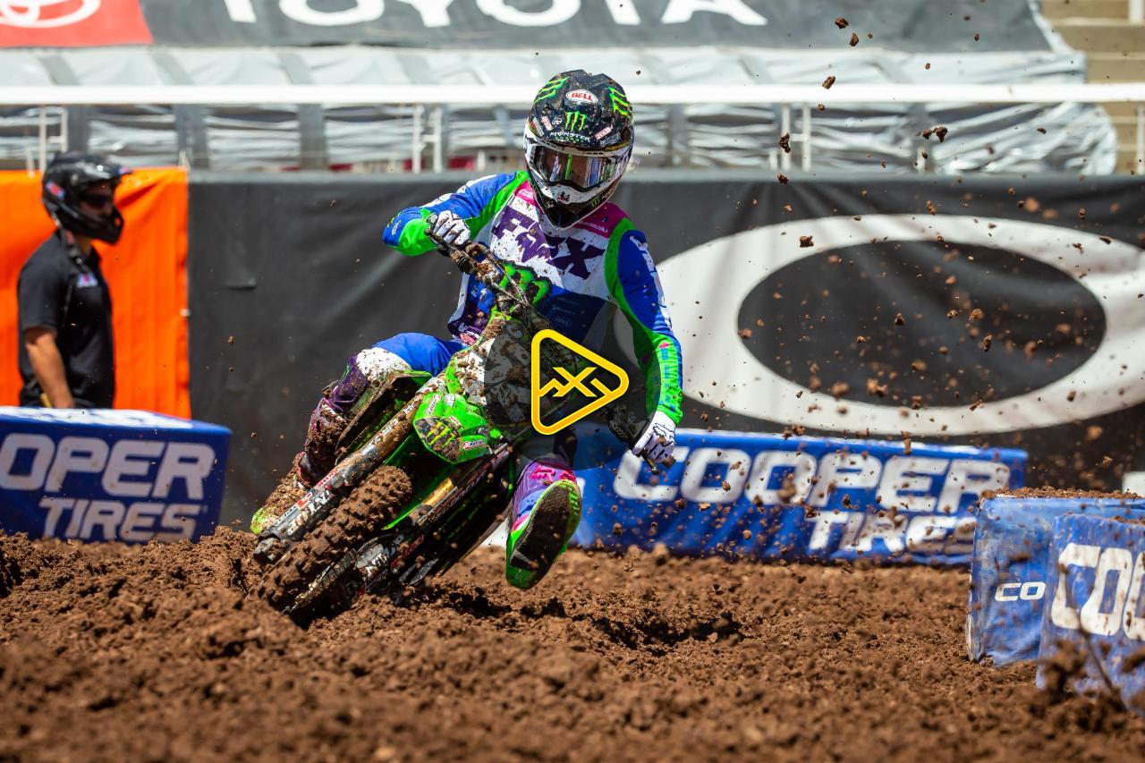 250SX Highlights – Salt Lake City Rd15