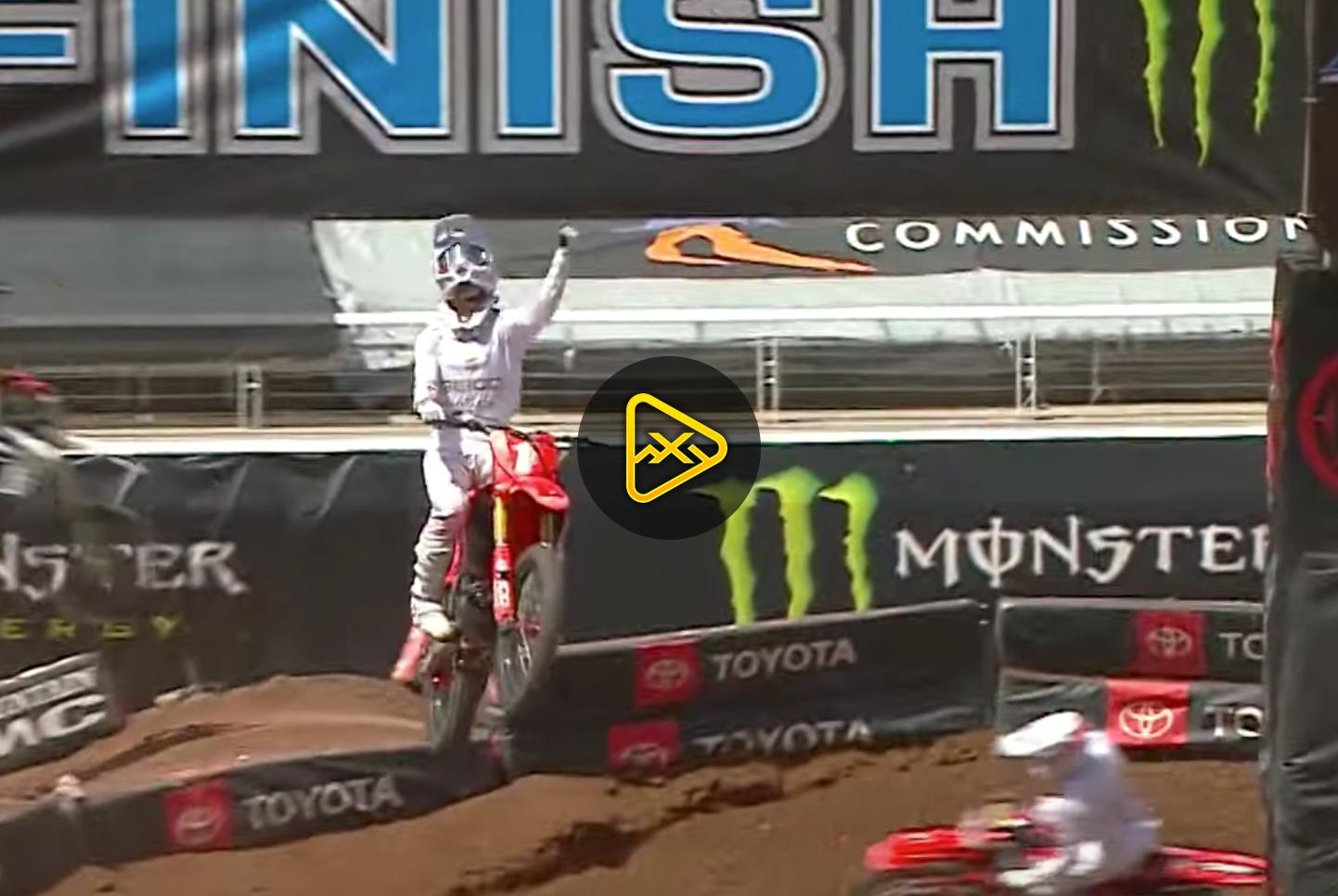 250SX Extended Highlights – Salt Lake City Rd17