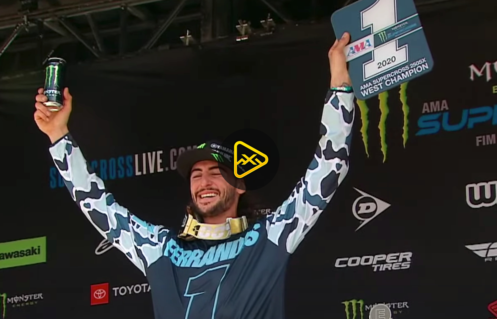 250SX Highlights – Salt Lake City Rd17