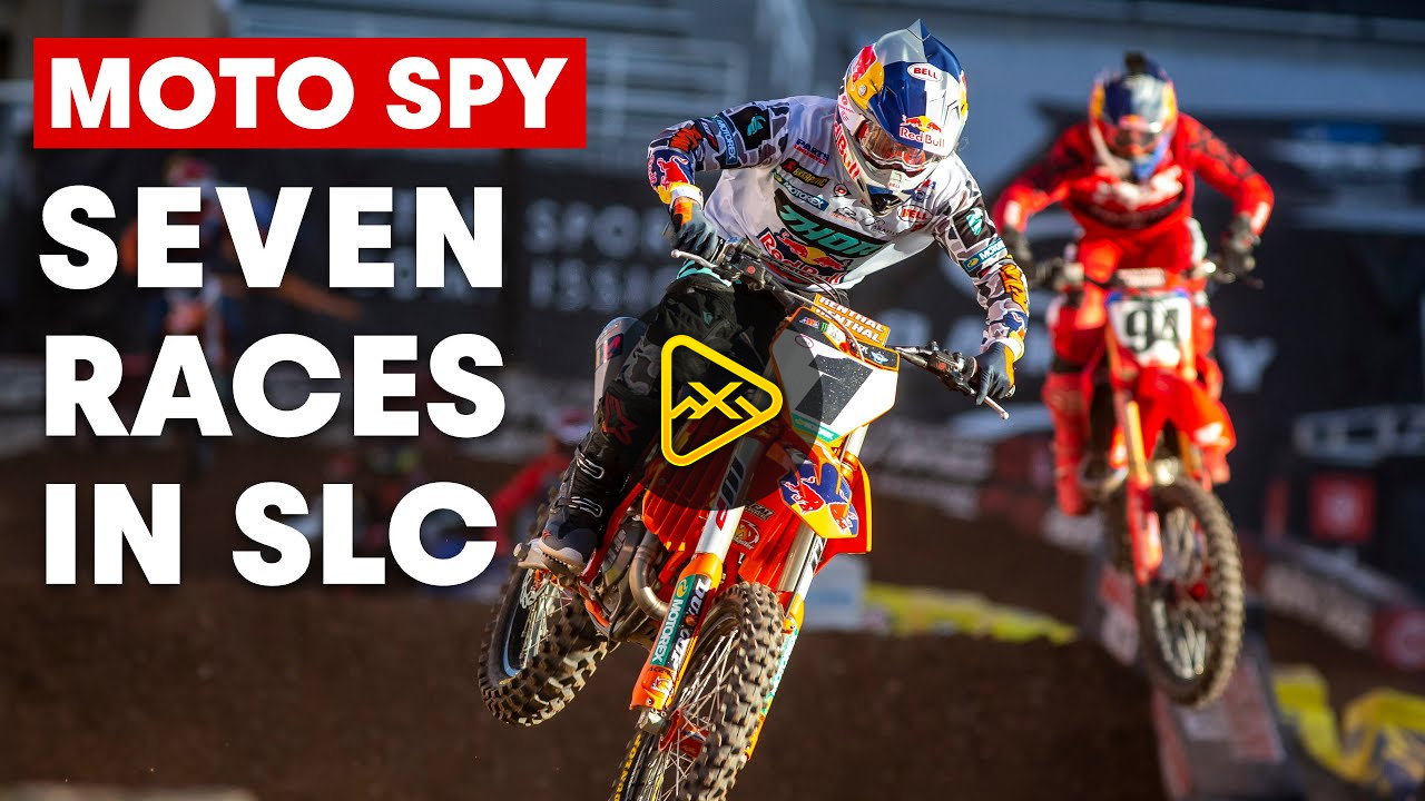 Moto Spy SX S4 / Ep7 – 2020 SX Champs Decided in Salt Lake City