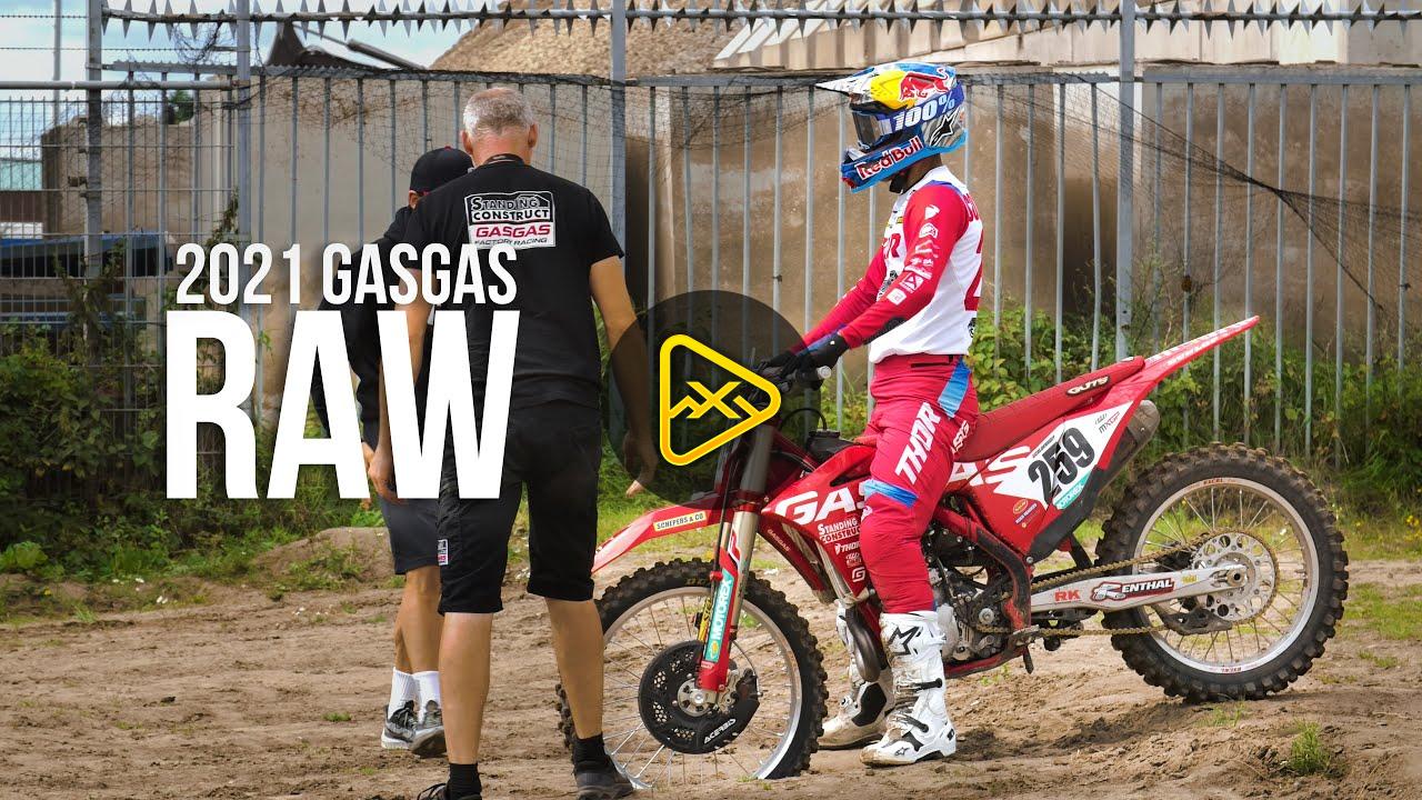 RAW – Glenn Coldenhoff Training on GASGAS MC 450F