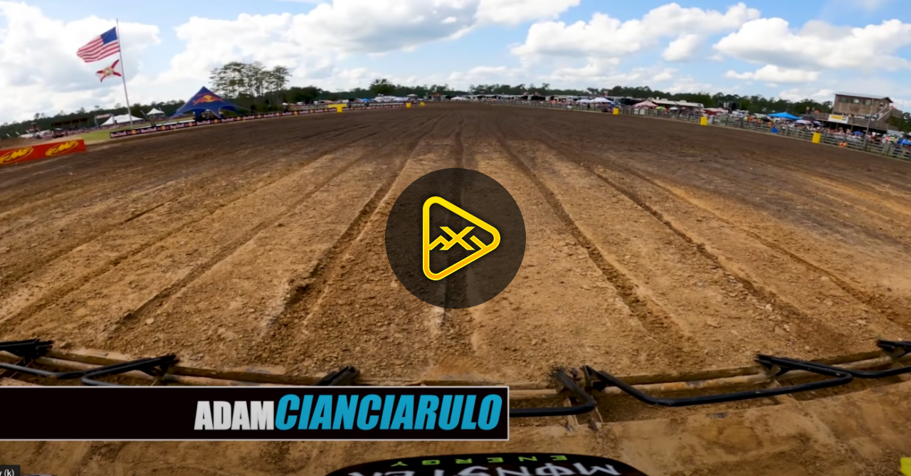 GoPro Adam Cianciarulo 450 Moto 1 & 2 Highlights – WW Ranch