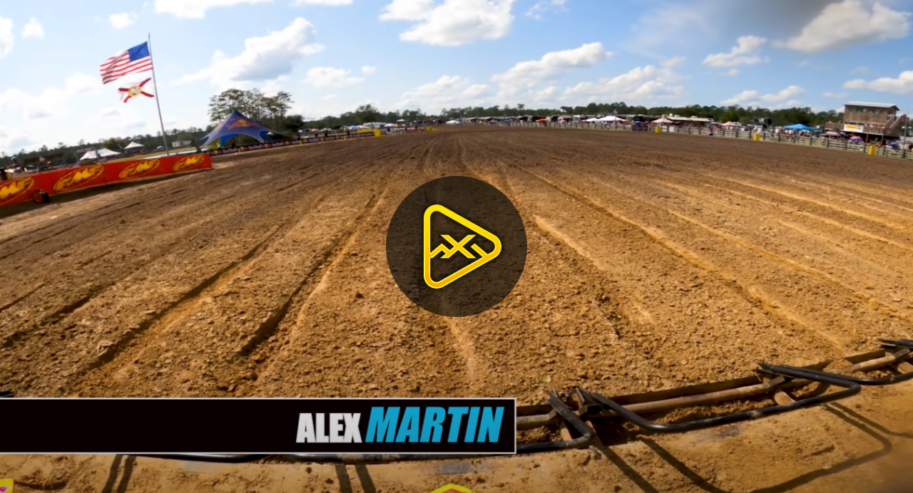 GoPro Alex Martin 250 Moto 2 Highlights – WW Ranch