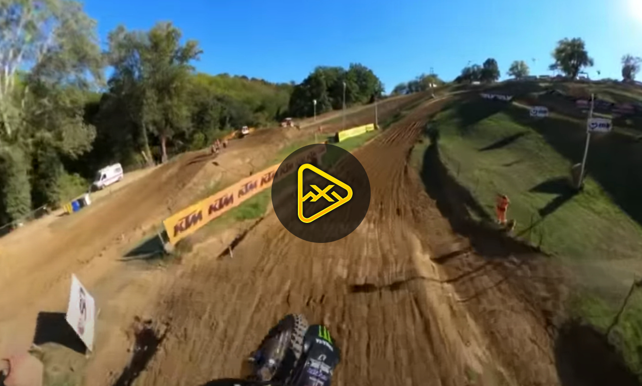 GoPro – Lap at 2020 MXGP of Italy with Gautier Paulin