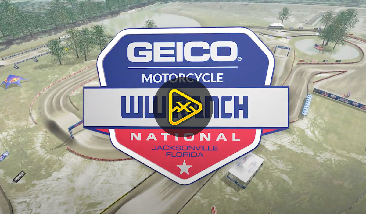 2020 WW Ranch National – Animated Track Map