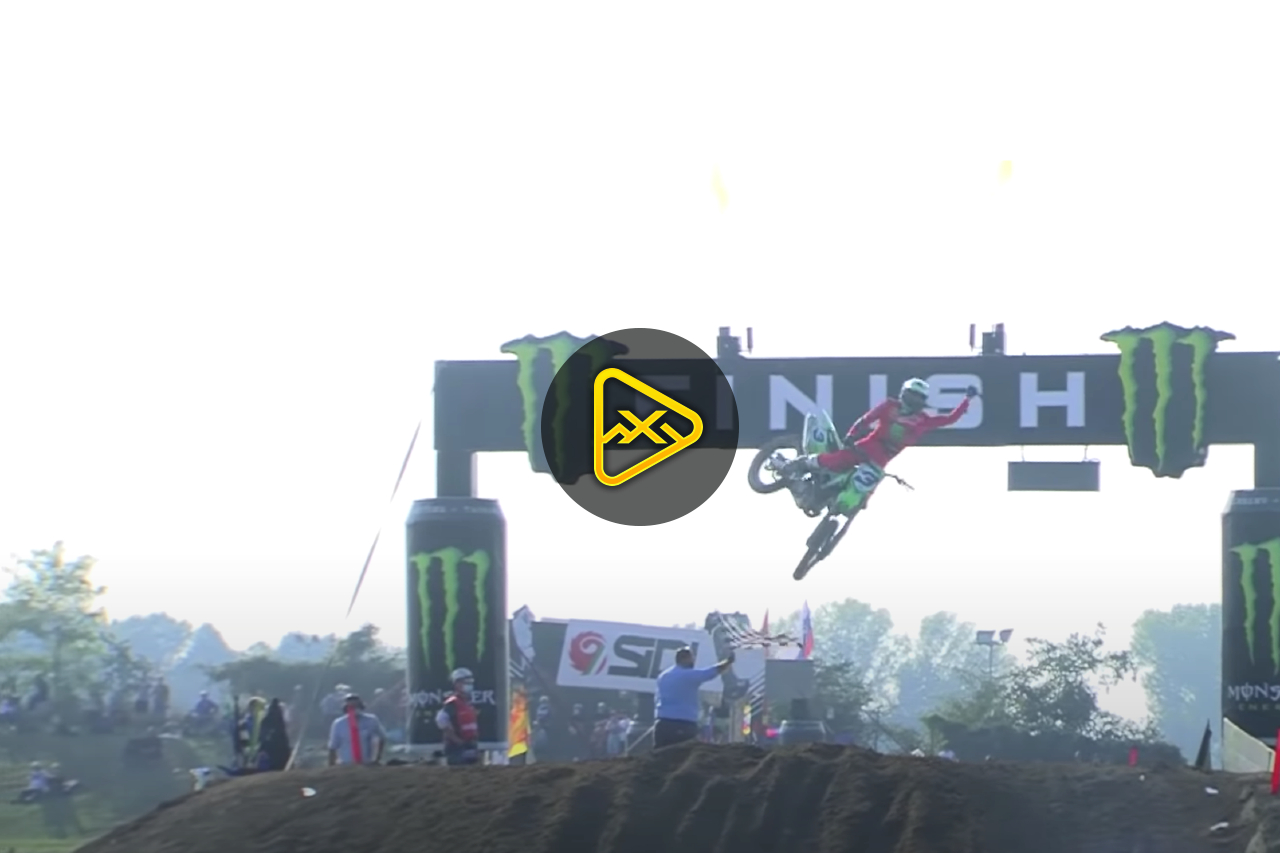 Highlights: MXGP of Citta di Mantova