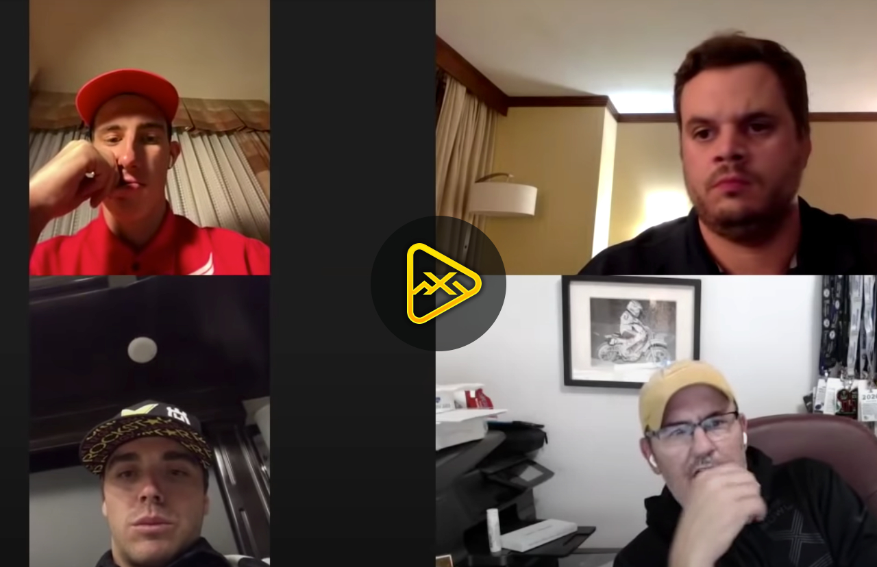 450 Press Conference – 2020 Thunder Valley National