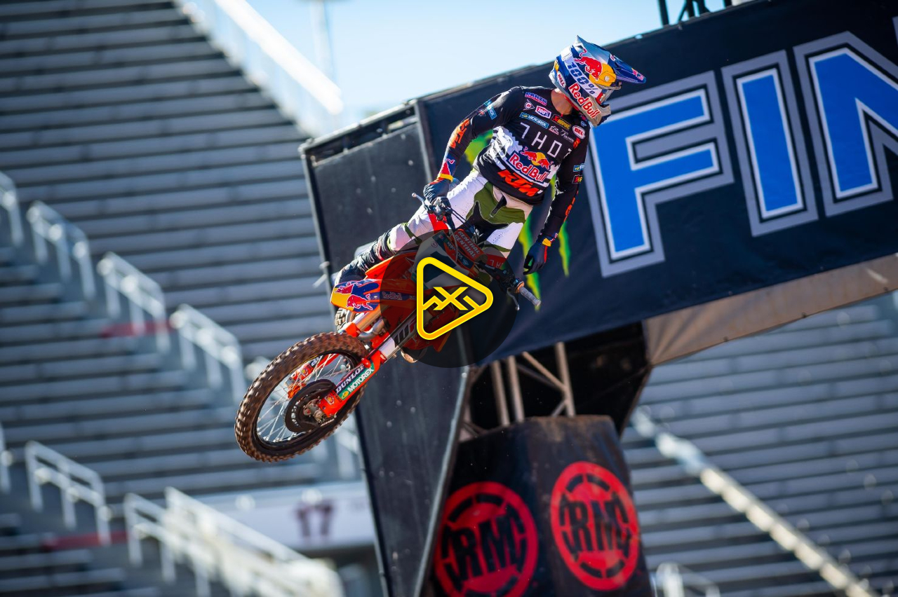 SX Beyond The Track – Cooper Webb Interview