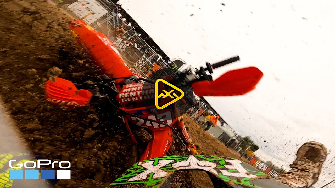 GoPro: Tim Gajser 2020 MXGP Lommel Moto 2