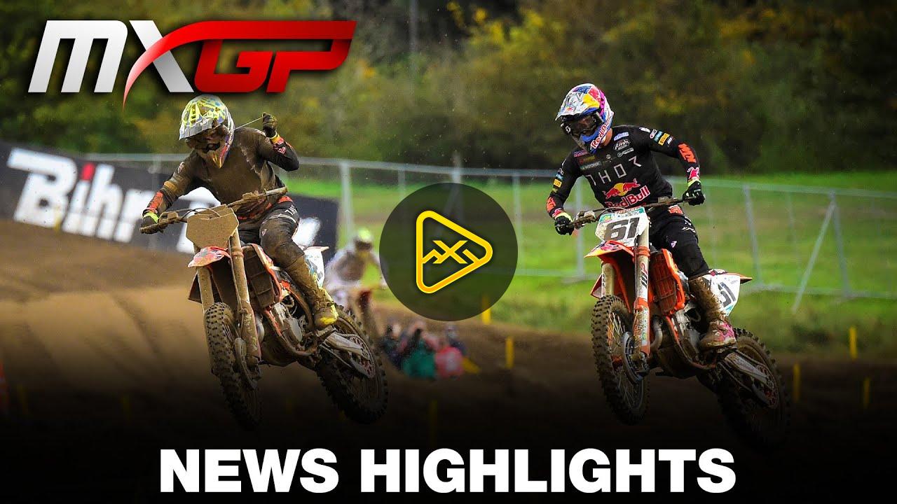 Highlights: MXGP of Limburg (Lommel II)