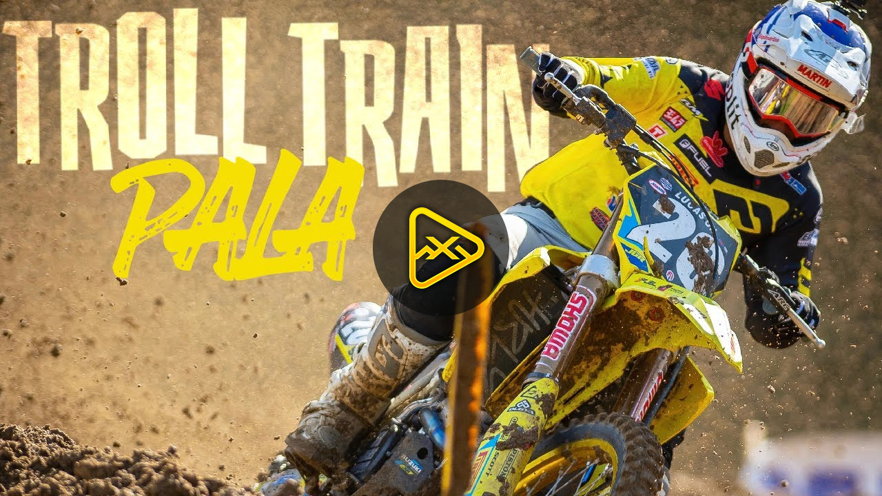Troll Train – Alex Martin & Jeremy Martin at Pala