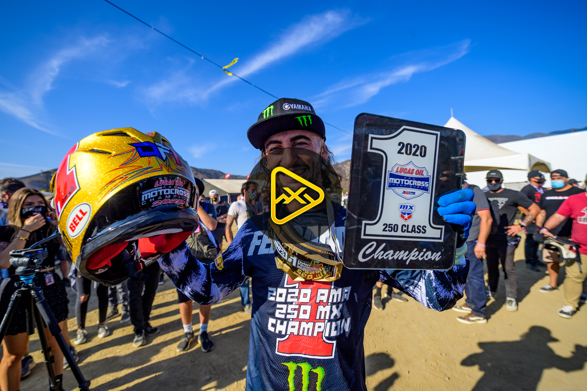 250 Press Conference – Fox Raceway Finale