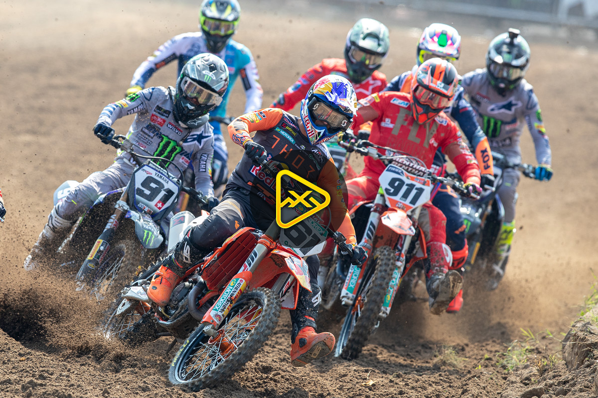 Highlights: 2020 MXGP of Europe (Mantova III)