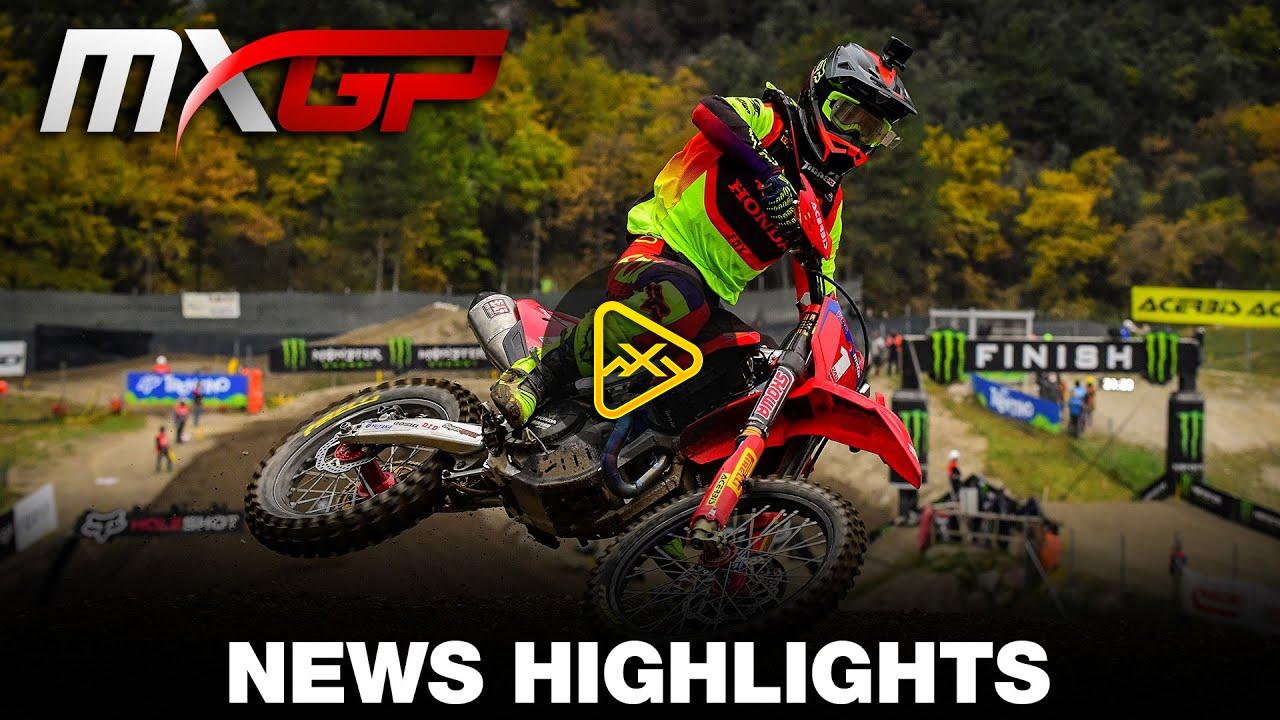 Highlights: 2020 MXGP of Pietramurata