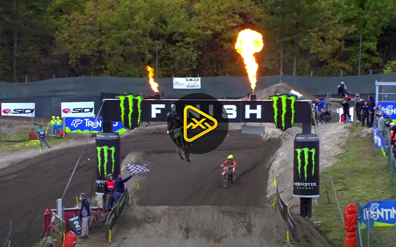Highlights: 2020 MXGP of Trentino