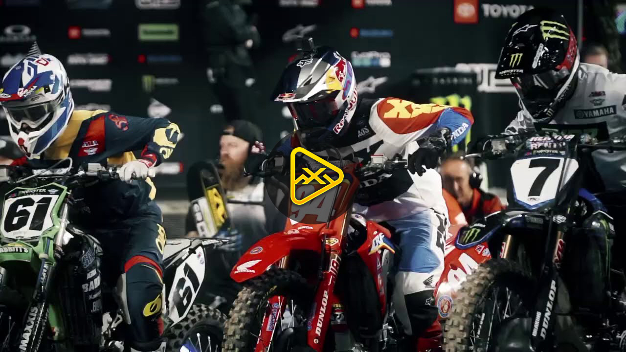 Monster Energy Supercross 2020 Highlights