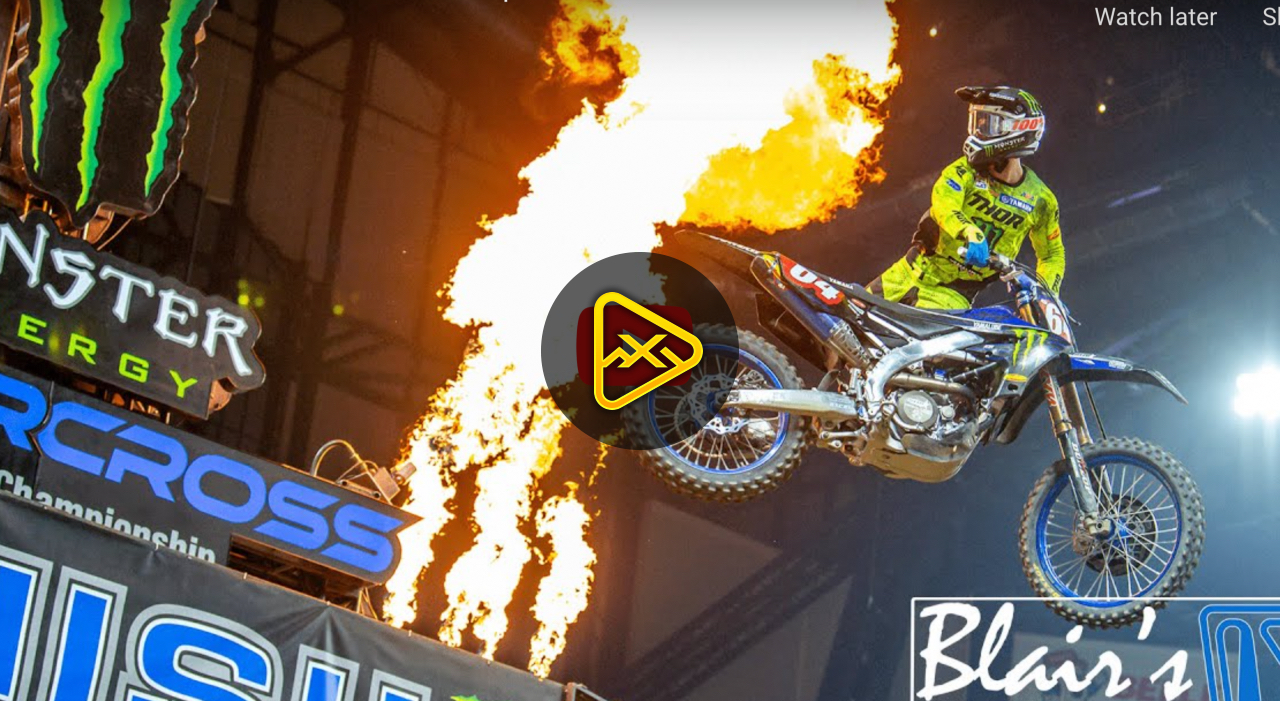 Blair's Breakdown – Rd 4 – 2021 Indianapolis 1 SX