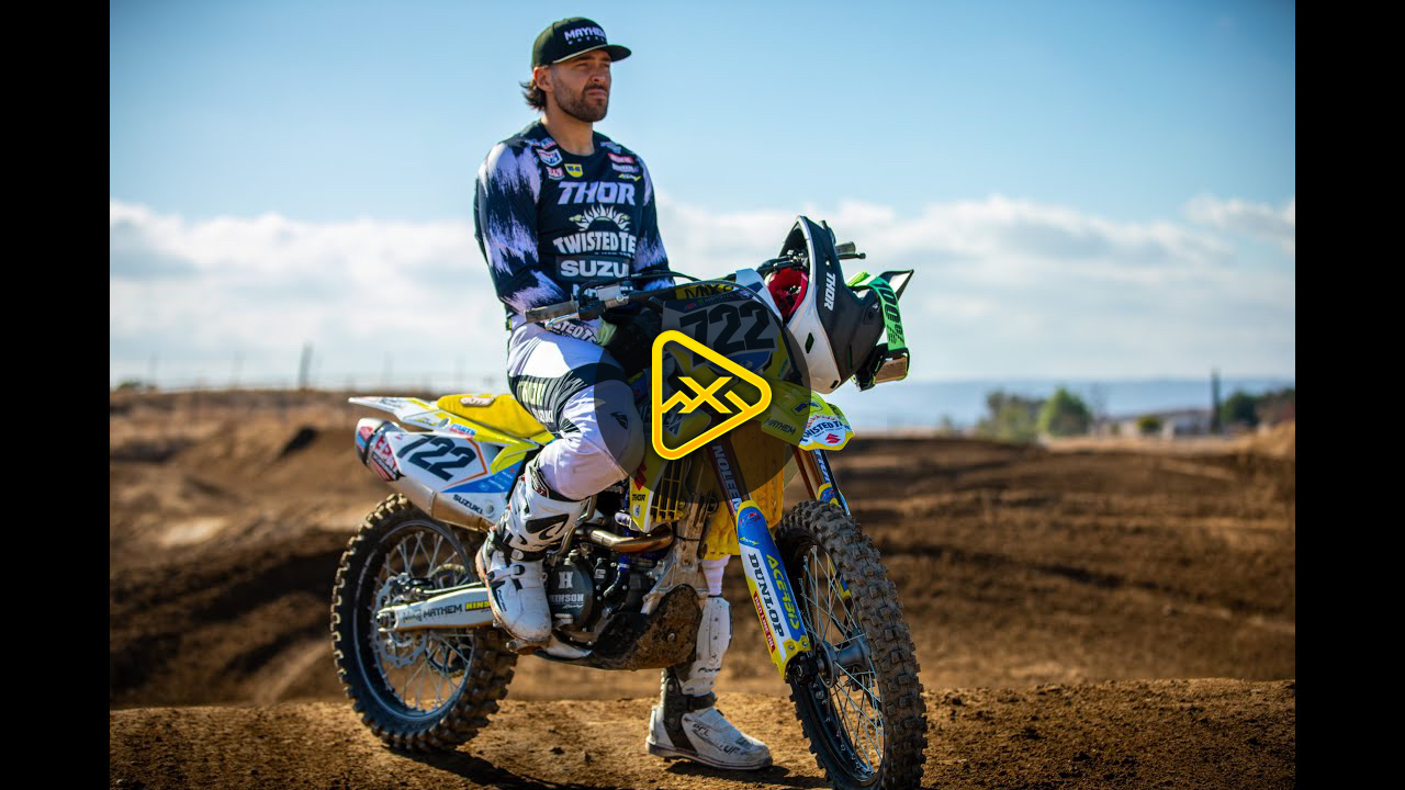 SX Beyond The Track – Adam Enticknap Interview
