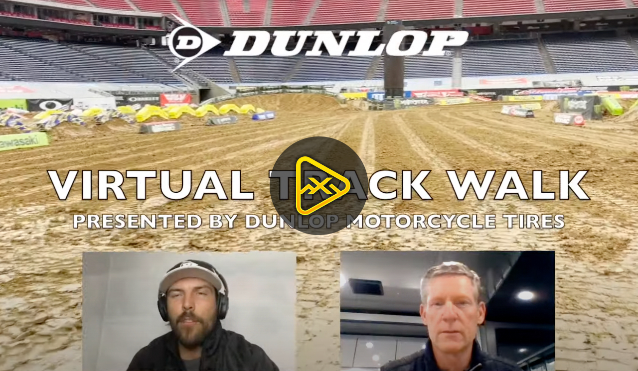 2021 Supercross Virtual Track Walk – Houston 3 SX