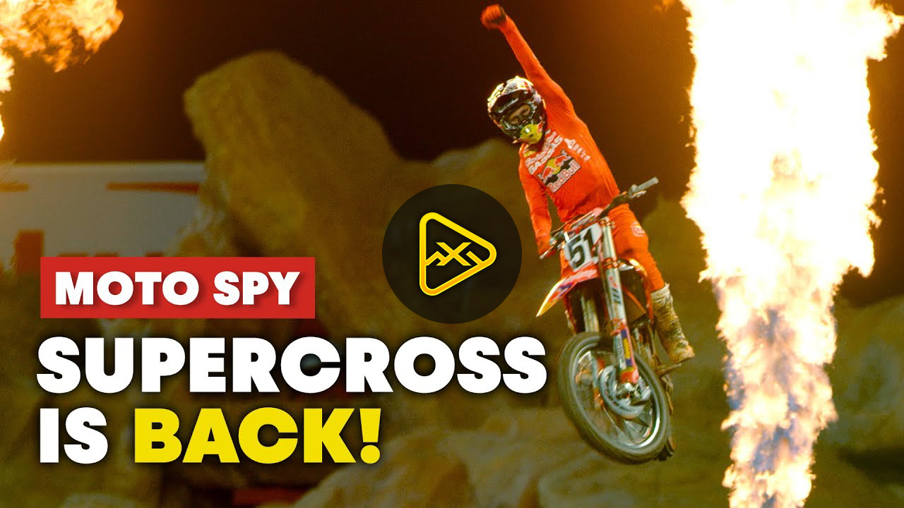 The Most Unique Season Ever | Moto Spy SX S5 E1