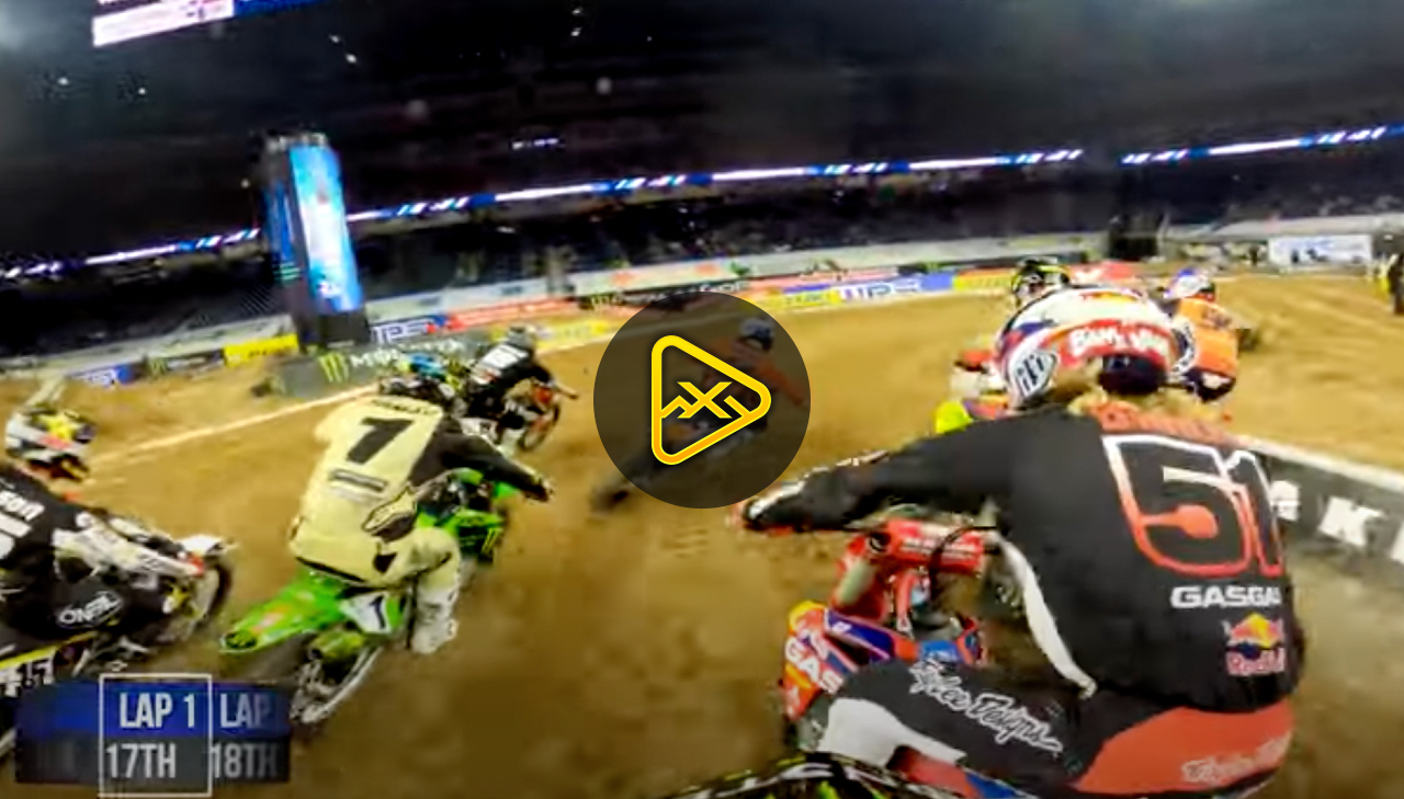 GoPro: Malcolm Stewart Houston 3 SX Main Event