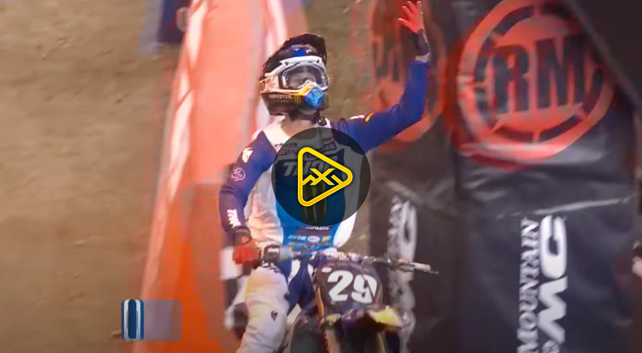 250 Highlights – 2021 Indianapolis 3 SX