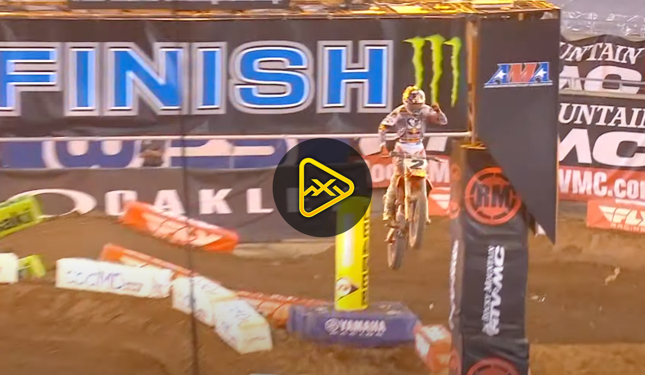 450 Highlights – 2021 Orlando 1 SX