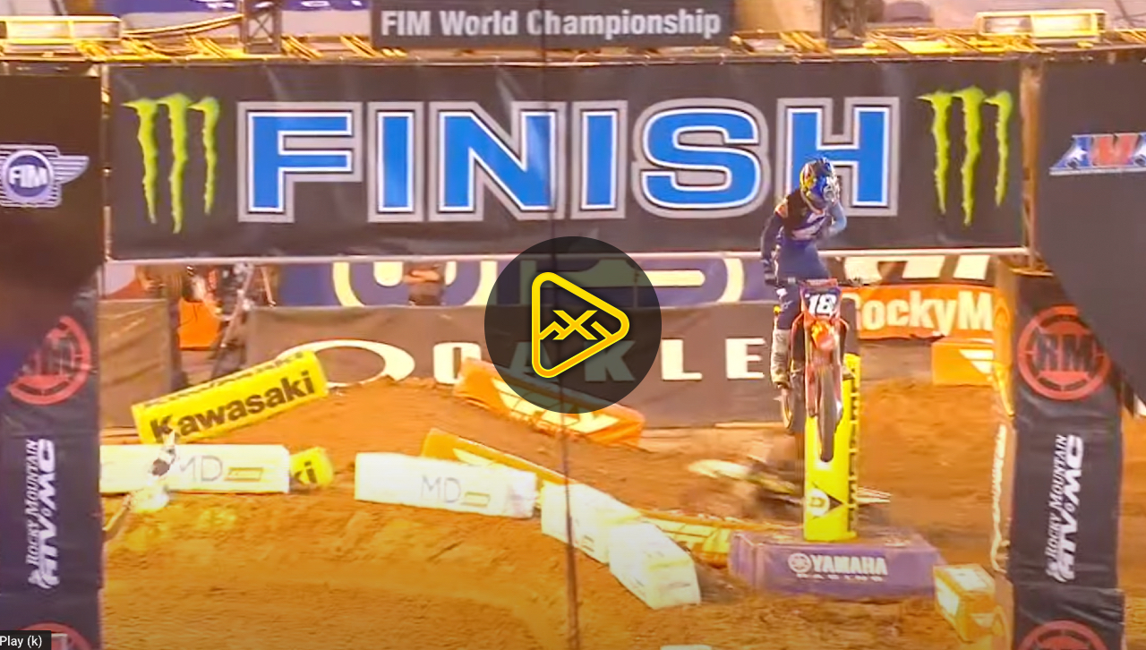 250 Highlights – 2021 Orlando 1 SX