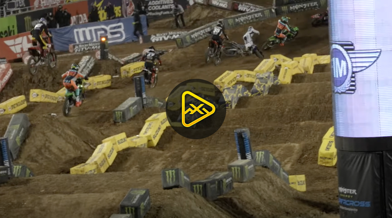 Troll Train – Alex Martin at Orlando 2 SX
