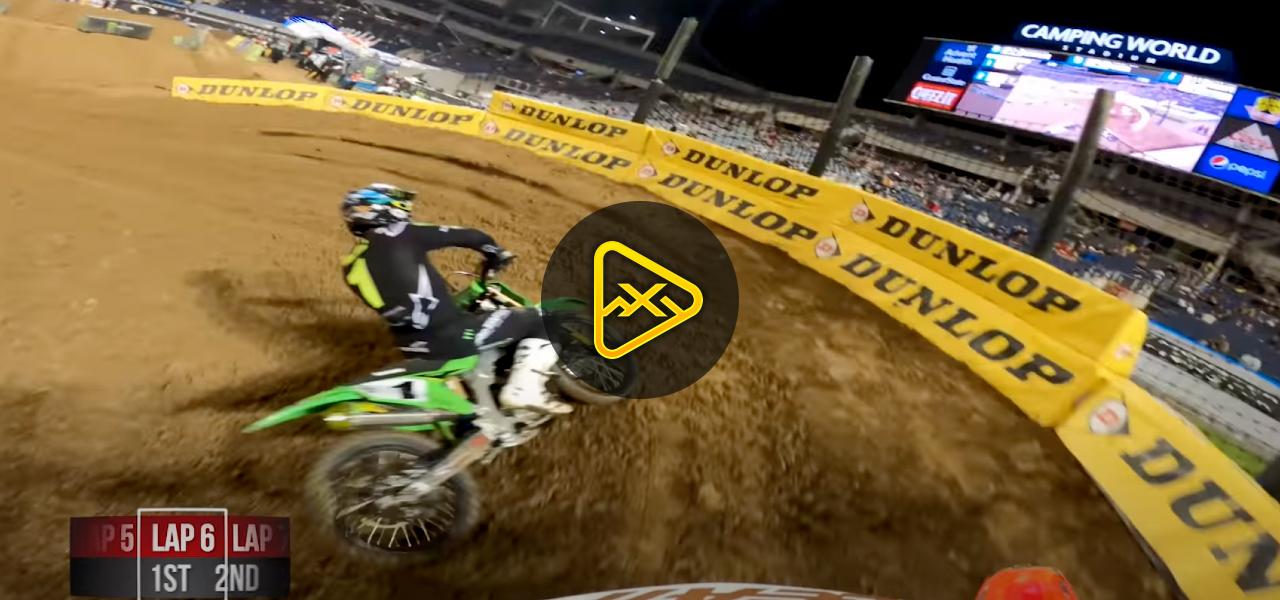 GoPro: Shane McElrath – 450 Heat 1 – Orlando 1 SX