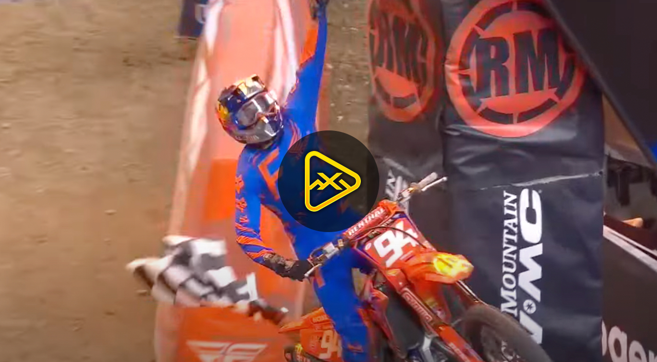 450 Highlights – 2021 Indianapolis 3 SX
