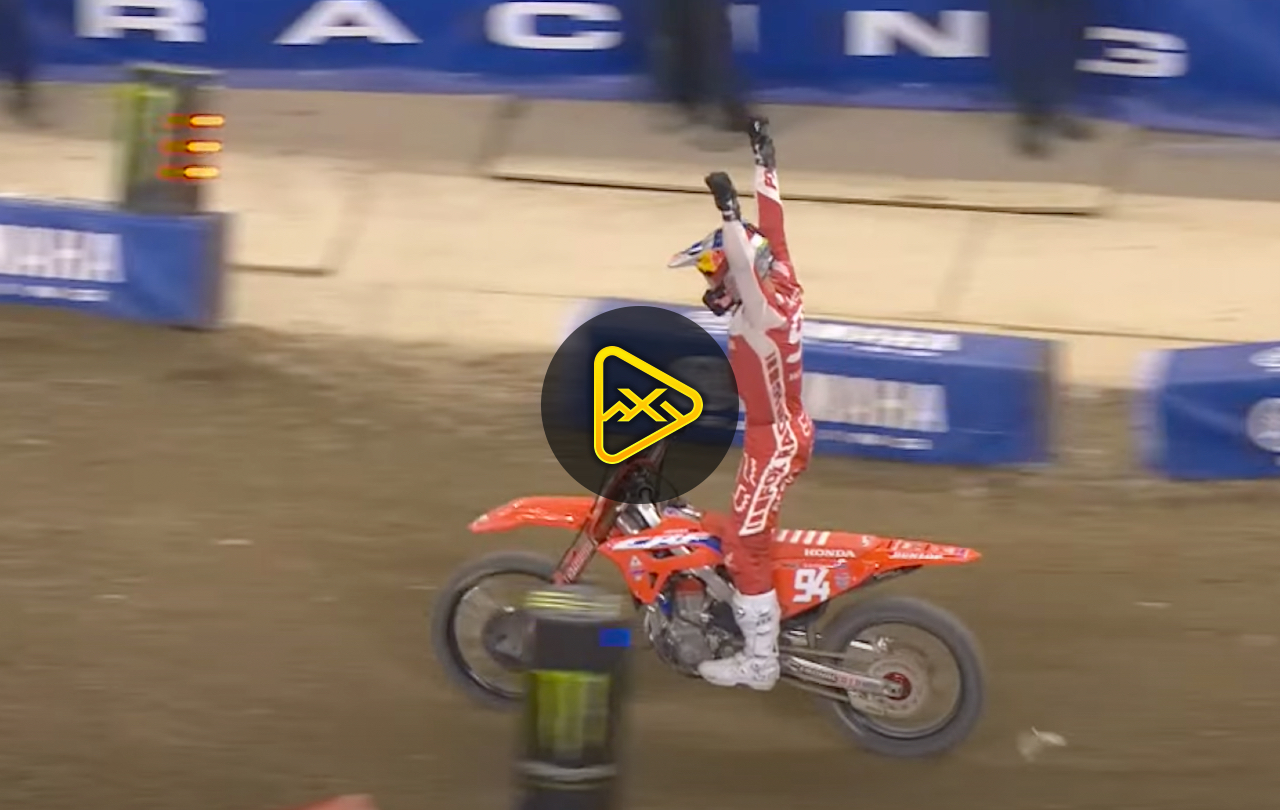450 Highlights – 2021 Indianapolis 2 SX