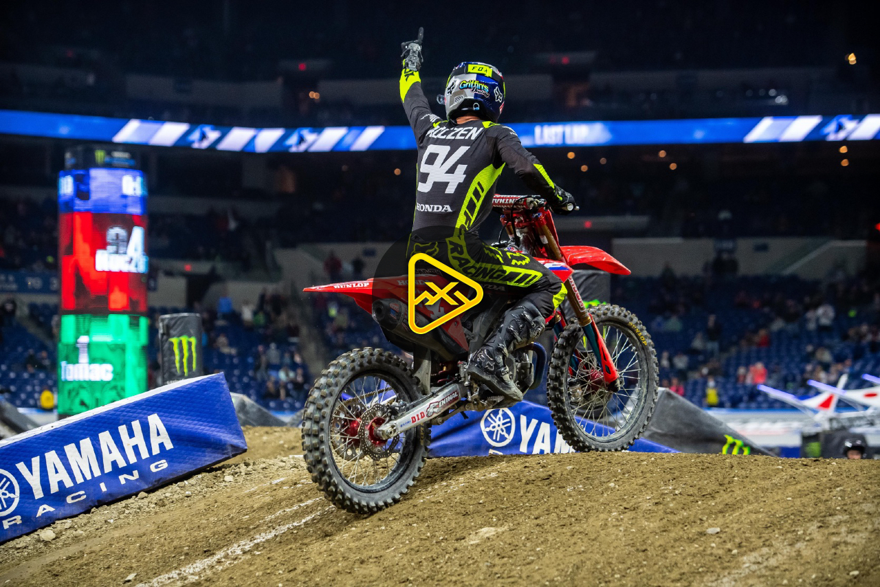 2021 Supercross: Best moments from Rounds 4-6 at Indianapolis