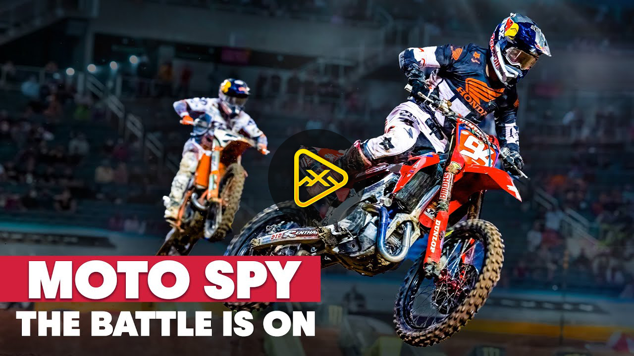 Can Cooper Catch Kenny? | Moto Spy SX S5, Ep3