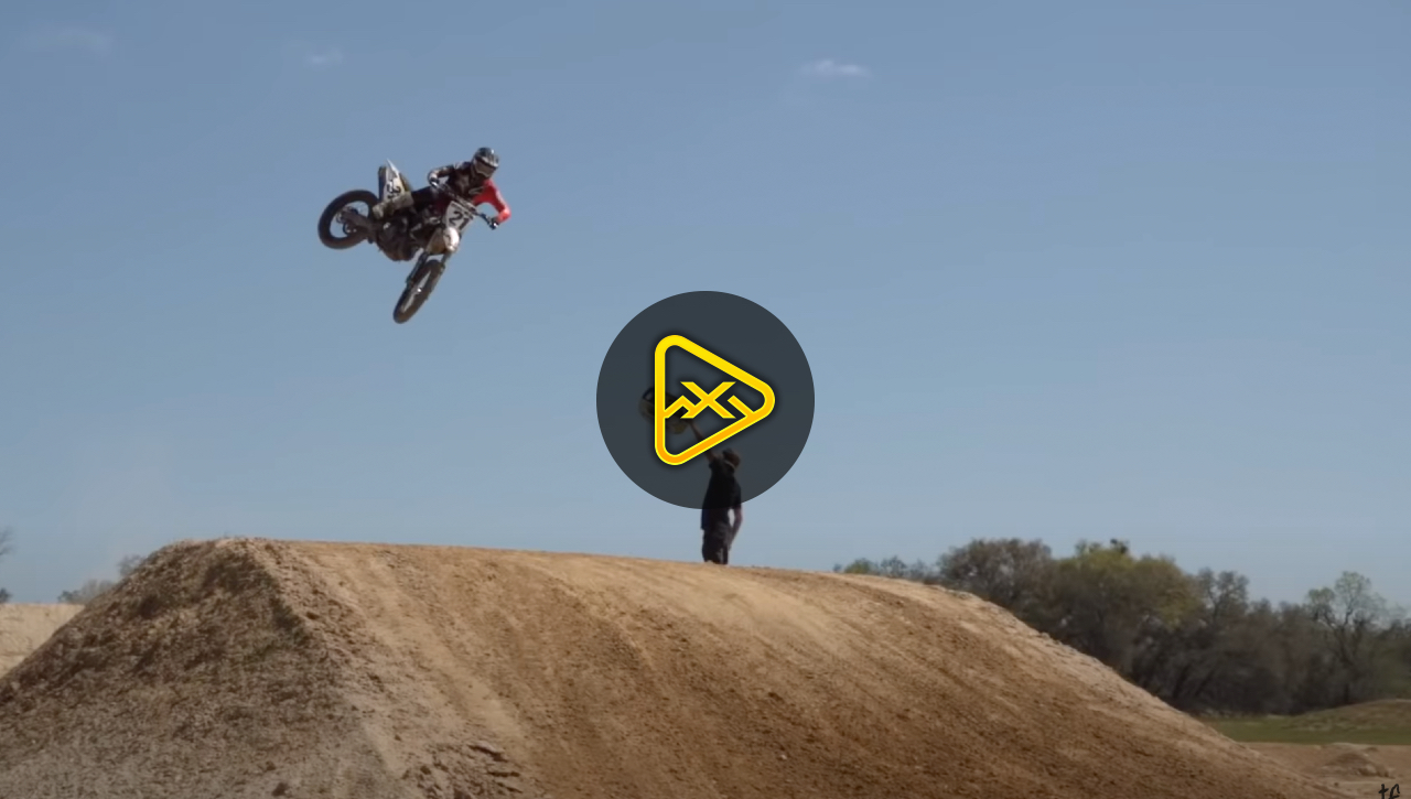 TEAM FRIED with Jason Anderson – The Week off vlog