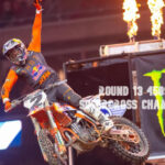 2021 Monster Energy SX Championship Points